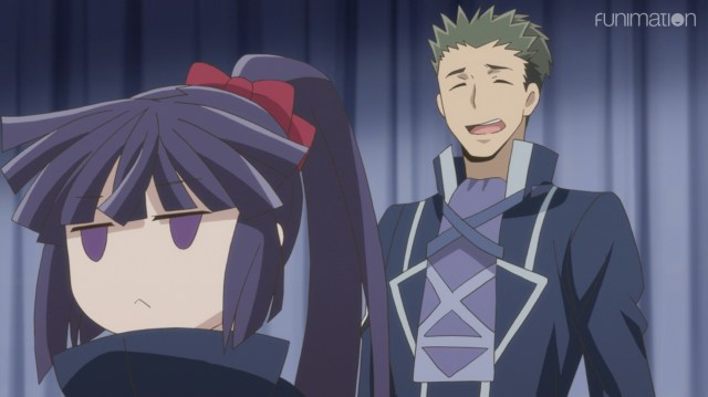 Log Horizon: Destruction of the Round Table Episode 5: Akatsuki is way more opinionated than she lets on.