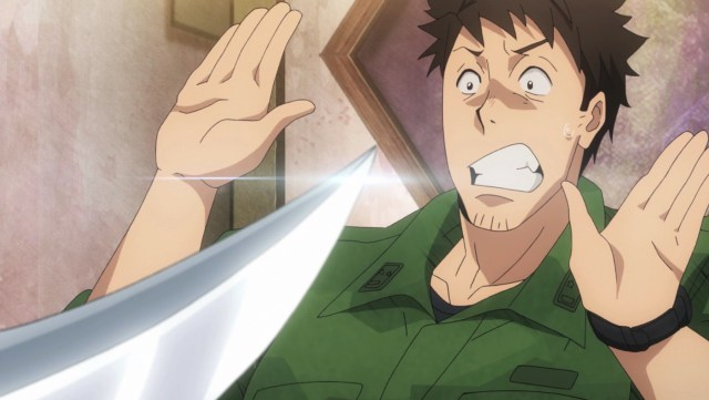 Gate Thus The JSDF Fought There Episode 11: Hang with Rory, take the consequences.