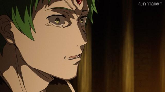 Mushoku Tensei: Jobless Reincarnation Episode 9: Rudy gave Ruijerd unexpected hope.