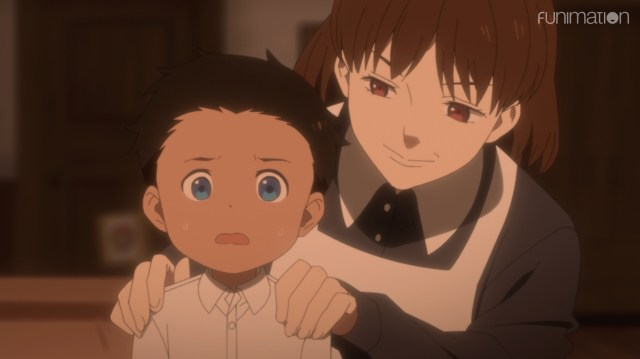 The Promised Neverland Season 2 Episode 10: Phil's day was about to go in a very different direction.