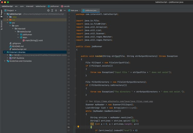 Automating Blog Tasks: IntelliJ and Java prove their usefulness again and again.