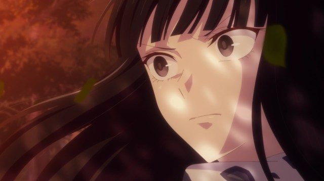 Fruits Basket - The Final Episode 4: Rin's strength was almost her downfall