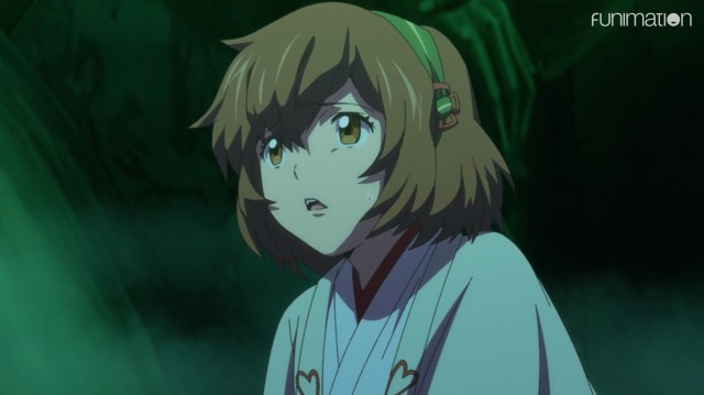 Log Horizon: Destruction of the Round Table Episode 12: Akatsuki saved Minori's bacon