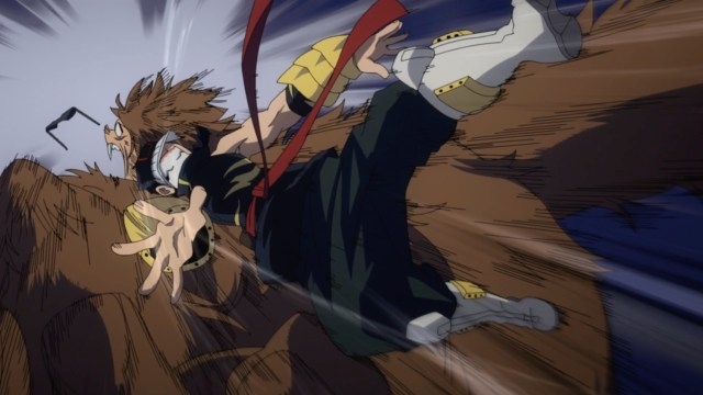 My Hero Academia Season 5 Episode 92: Asui scores a Two-Fer!