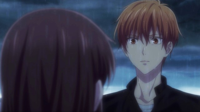 Fruits Basket - The Final Episode 8: Kyou could not accept Tohru's love.