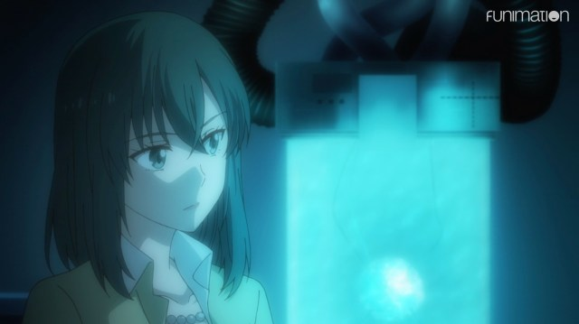 The Women of YU-NO: Kaori seemed endlessly curious about the world -- and how she could manipulate it.