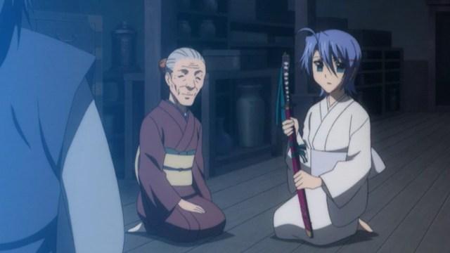 Demon King Daimao Episode 10: Junko has a cool grandma