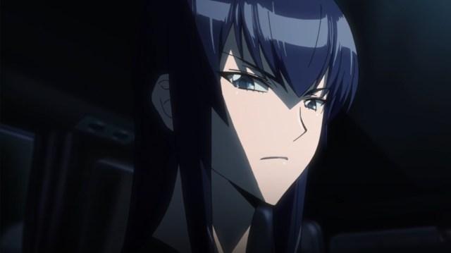 High School of the Dead Episode 4: Saeko is more than a little bad-ass