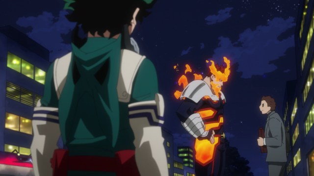 My Hero Academia Season 5 Episode 105: I'd never thought about heroes having to deal with victims who made it easy for criminals