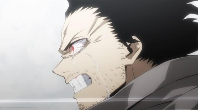 My Hero Academia Season 5 Episode 107: Aizawa threw everything he had into the interrogation
