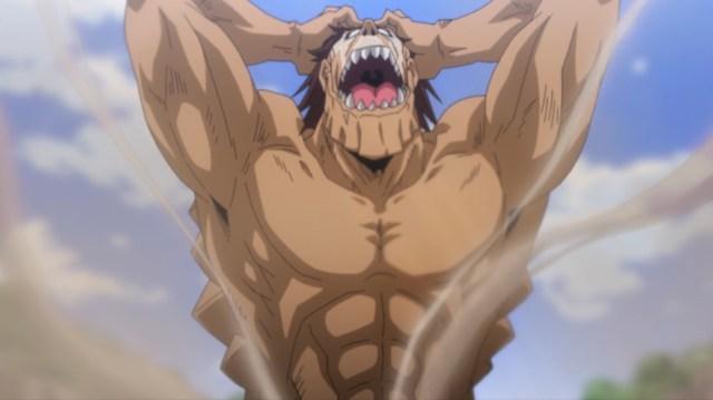 My Hero Academia Season 5 Episode 108: tomura Shigaraki did not live up to Gigantomachia's expectations