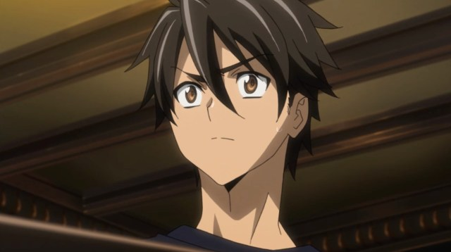 High School of the Dead Episode 10: Takashi more surprised than angry
