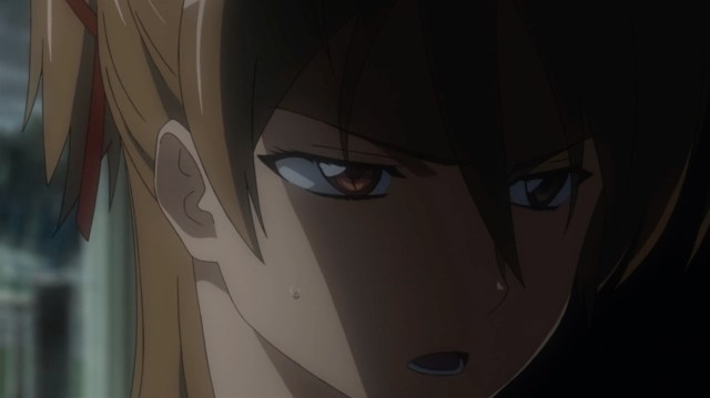 High School of the Dead Episode 11: Rei was in a forgiving mood -- sort of