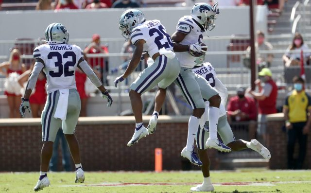 The Wildcats are agents of chaos in college football. Photo by Kevin Jairaj, USA TODAY Sports