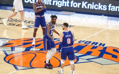 The New York Knicks Have a Winning Record, but I'm Still Pissed