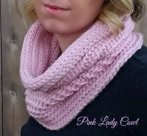 Pink Lady Cowl