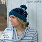 Starry Nights Beanie
