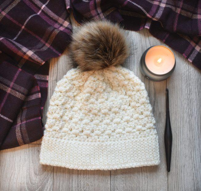 Crochet Primrose Beanie Pattern
