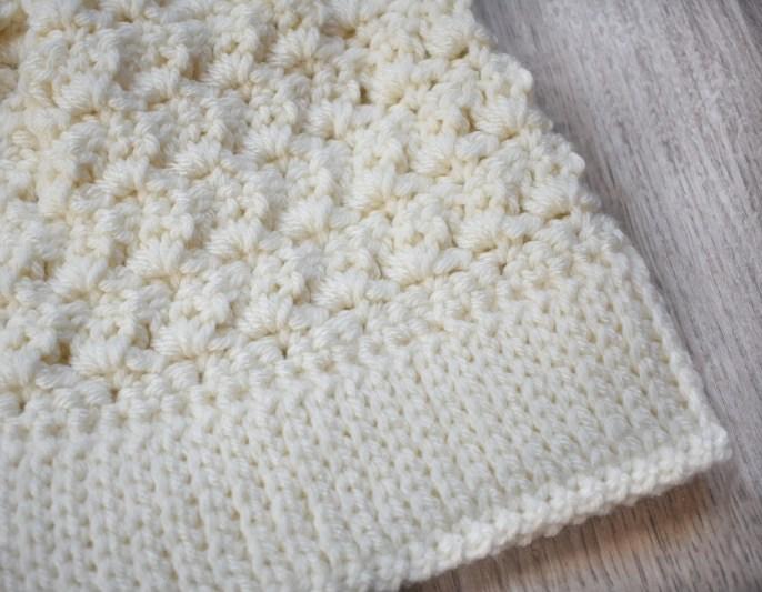 Primrose Crochet beanie pattern