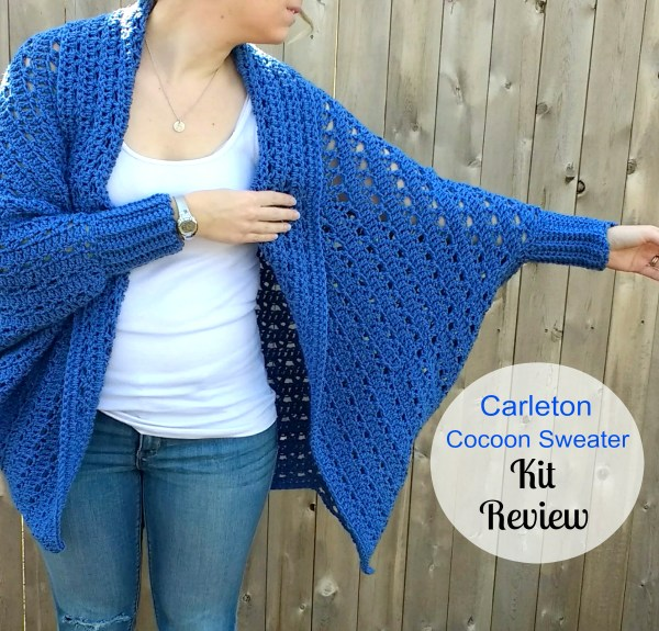 Carleton Cocoon Sweater Review