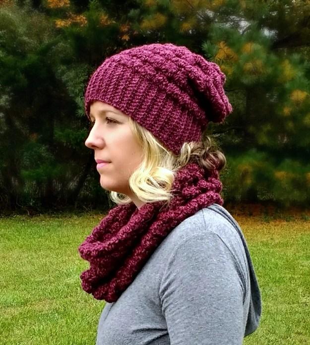 Lenape Slouch Crochet Pattern