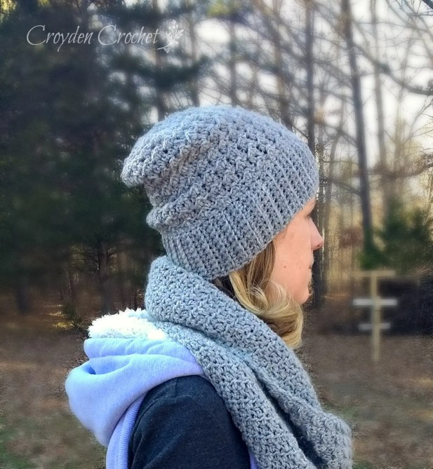 Cambridge Beanie Crochet Pattern