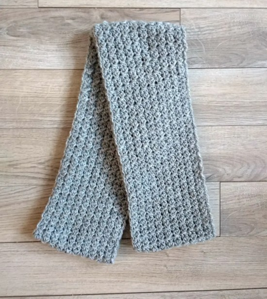 The Cambridge Infinity Scarf A Free Pattern By Croyden Crochet