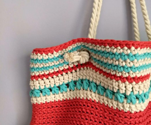 The Asbury Crochet Tote A Free Pattern By Croyden Crochet