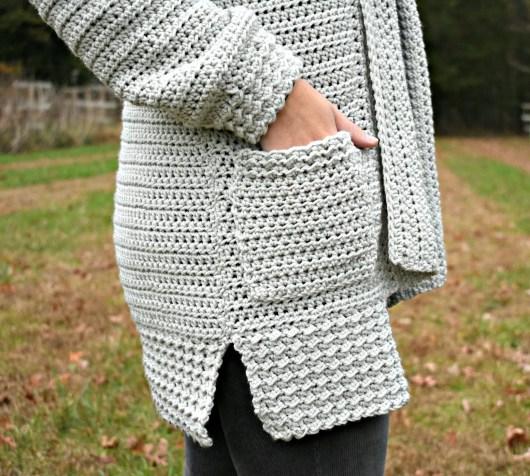 bellevue cardigan pattern