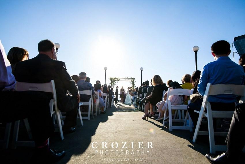 seattle aquarium wedding ceremony