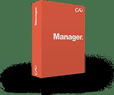 Manager - תוכנה לניהול עסק והנהלת חשבונות