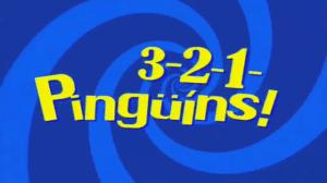 3-2-1 Pingüíns