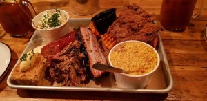 Way Down South Smoke House Bbq