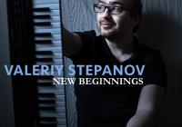 Valeriy Stepanov – New Beginnings | Debut CD