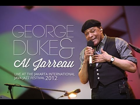 "Al Jarreau & George Duke Trio ""Roof Garden"" Live at Java Jazz Festival 2012"