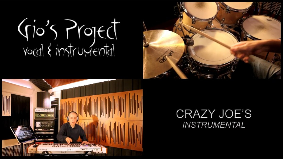 Gio's Project - Crazy Joe's (Instrumental)