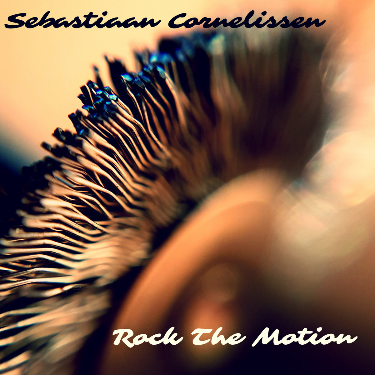 New album Sebastiaan Cornelissen - Rock the Motion