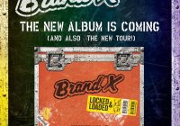 Brand X – New album and Tour!