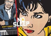 NO SLEEP – Scott Kinsey Featuring Naina Kundu | New album