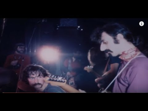 Pink Floyd - with Frank Zappa 1969