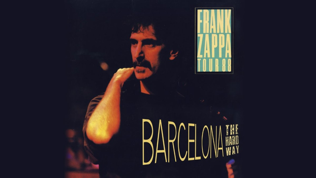 Frank Zappa - Live in Barcelona 1988 (Full Show - Remastered - Stereo)