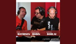 Floating Fretless Dreams – Mathisen, Ruggero Robin & Gergo Borlai