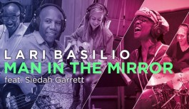 Lari Basilio – Man In The Mirror feat. Siedah Garrett/Greg Phillinganes/Vinnie Colaiuta/Nathan East