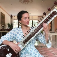 Sandhya Raga by Ravi Shankar, performed by his students