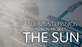 Valeriy Stepanov Fusion Project – The Sun