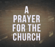 Prayer for church