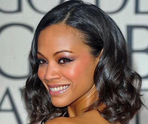 Shoulder Length Wavy Hairstyles For Black Women
