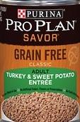 Purina Pro Plan Savor Grain Free