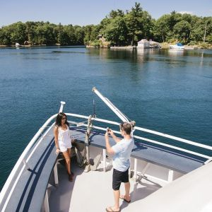 1000 Islands Cruise vanuit Rockport