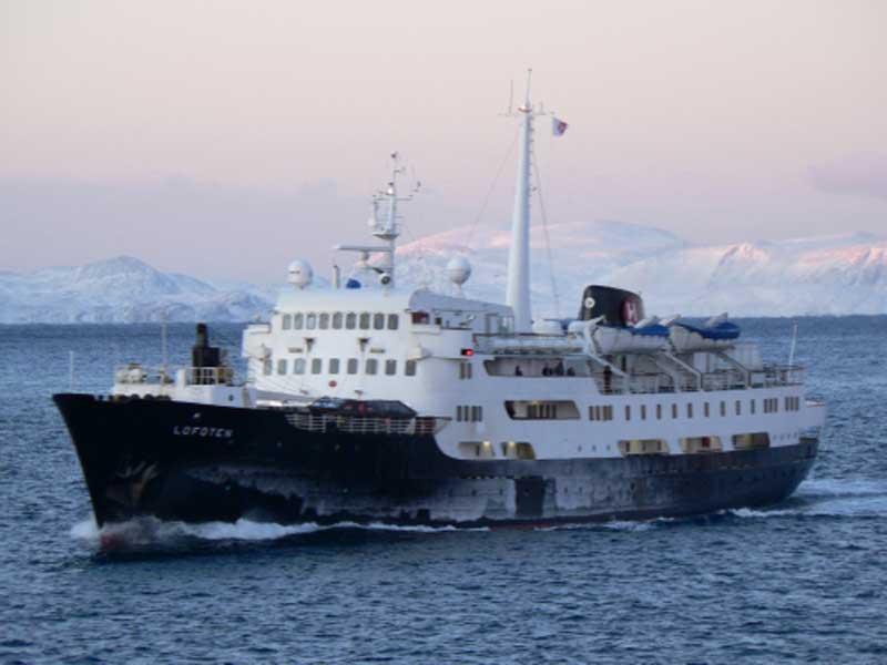 2019 11-Daagse Hurtigruten Classic Cruise Bergen - Kirkenes - Trondheim